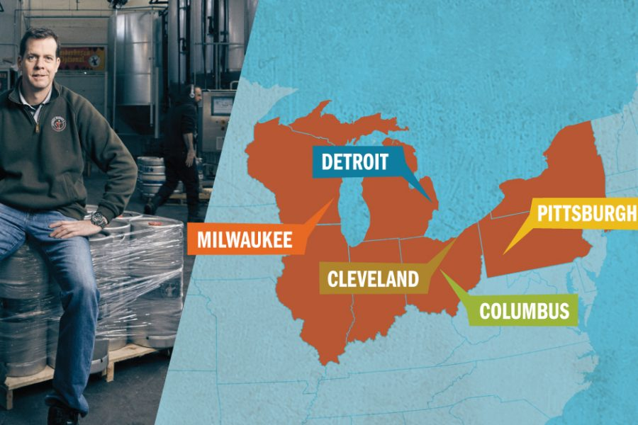 Craft Breweries Bring Pint Half-Full Optimism to Rust Belt
