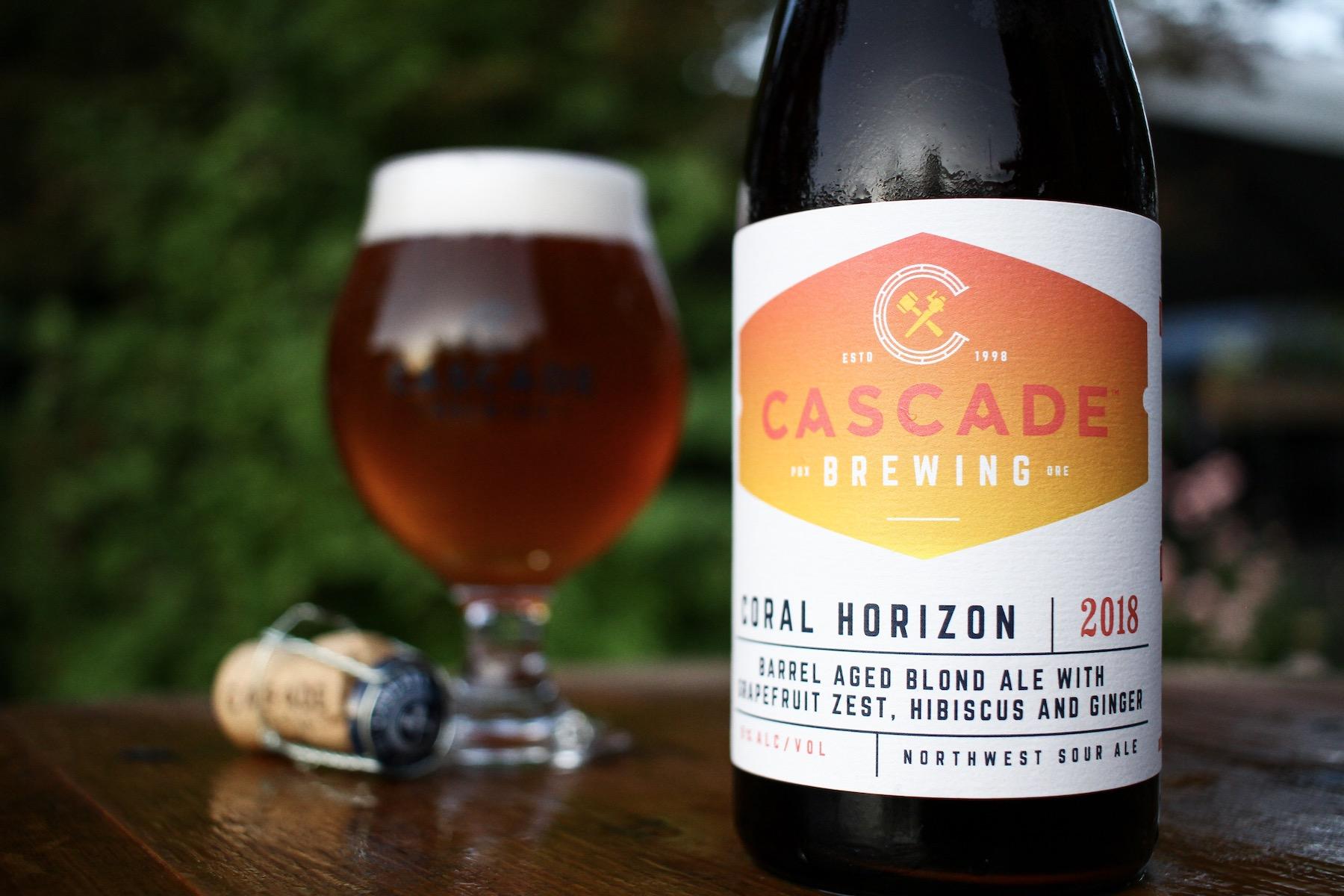 coral horizon beer