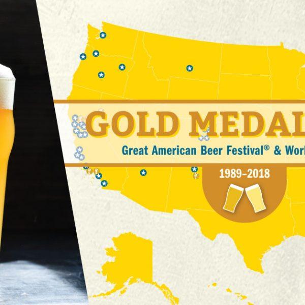 GABF WBC Gold Medal IPAs