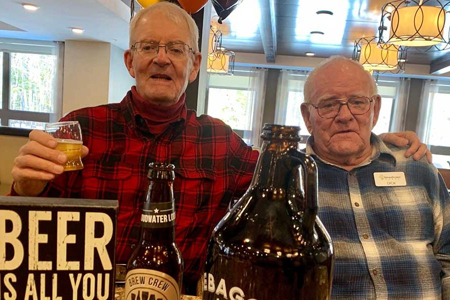 senior living communities beer