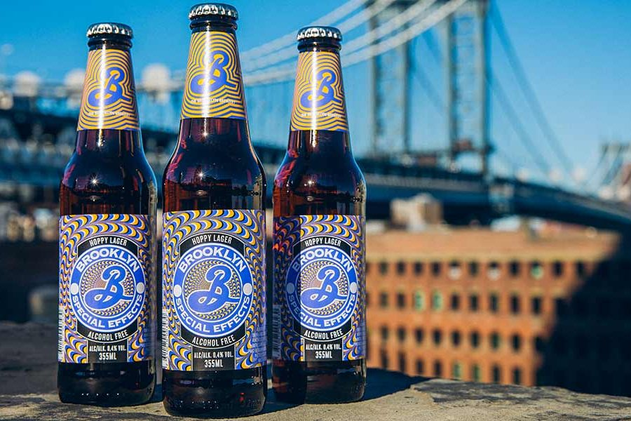 brooklyn non-alcoholic craft beer