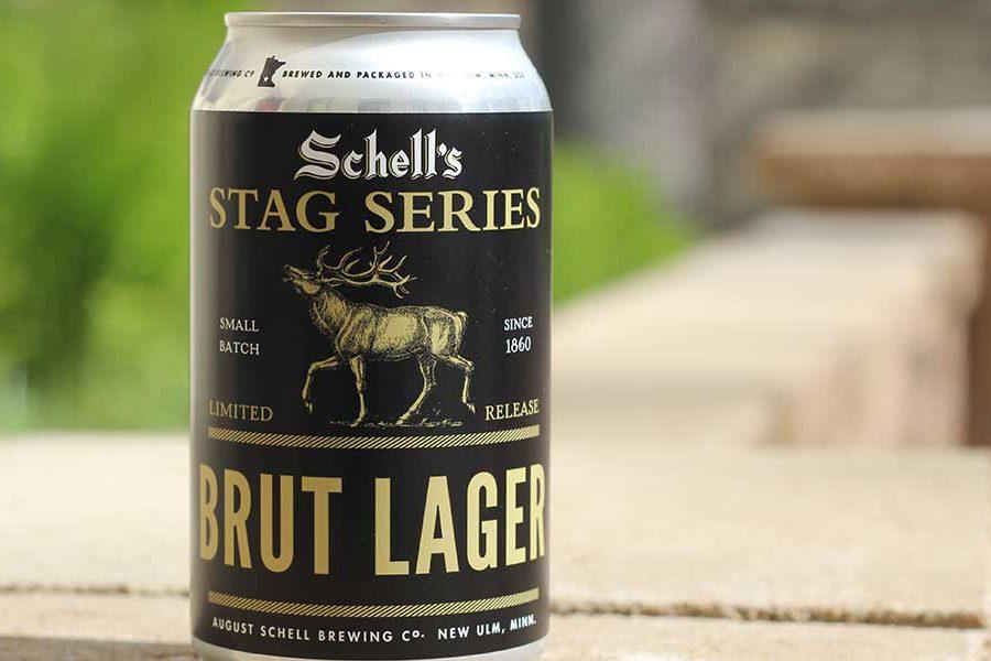 schell's brut lager