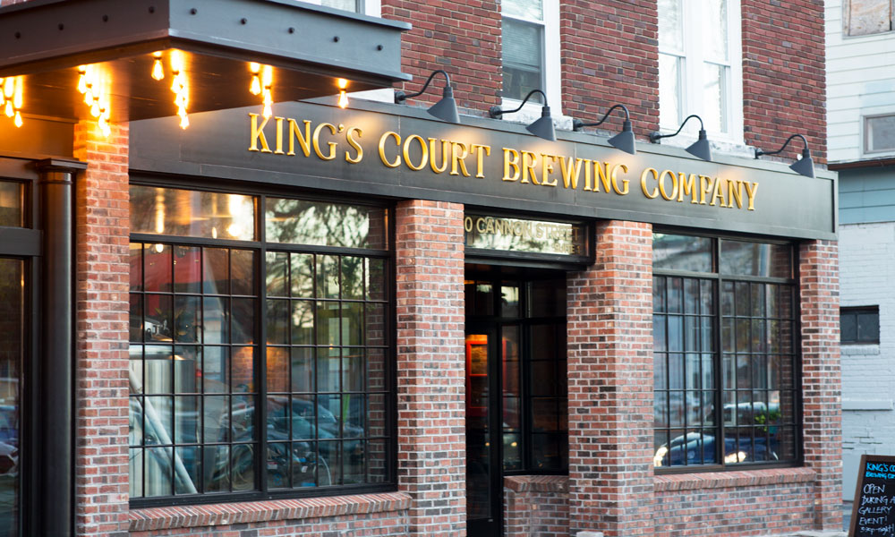 King's Court Brewing Co.