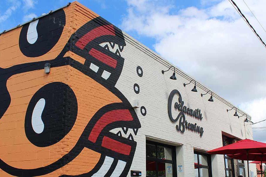 coelacanth brewery in norfolk