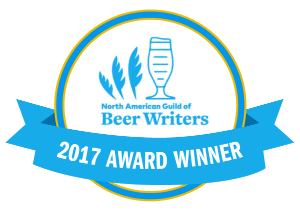 north american guild of beer writers award