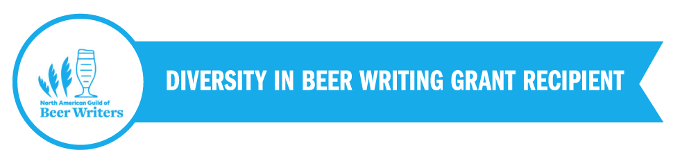 north american guild of beer writers diversity in beer writing grant