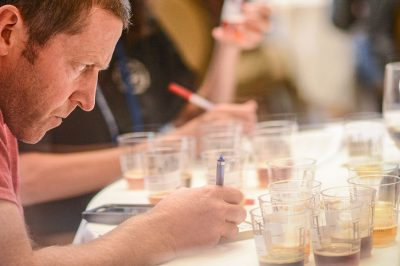 Great American Beer Festival Competition Judging