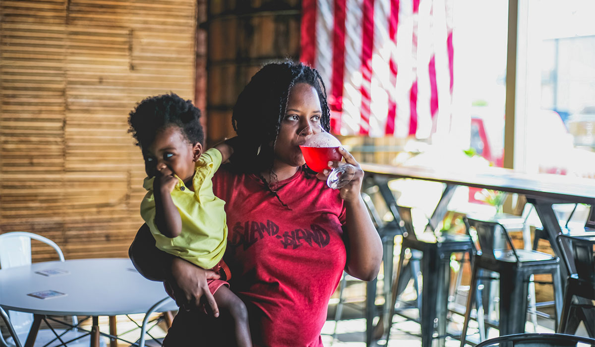 Parenting in Beer