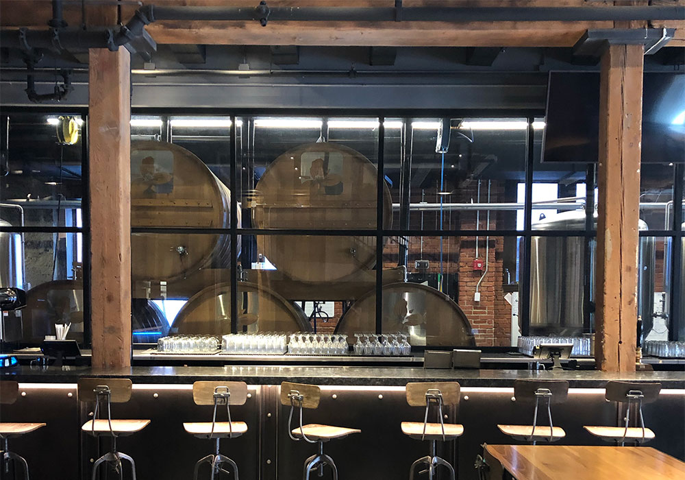 Trillium Brewing Company Taproom
