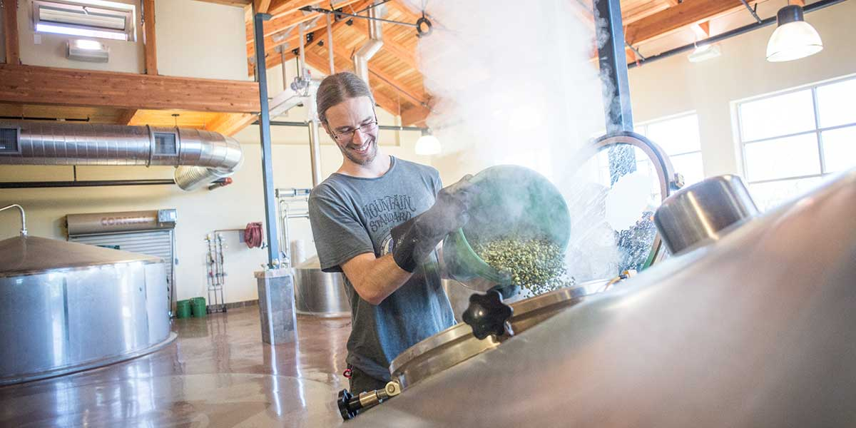 brewery worker roles