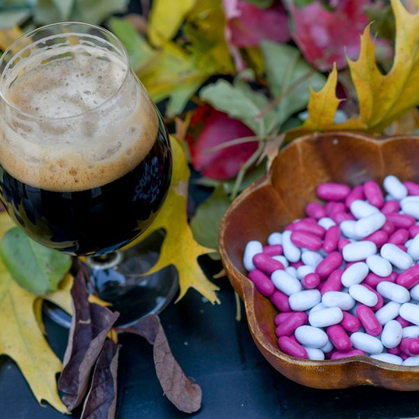 Good and Plenty Candy paired with Stout