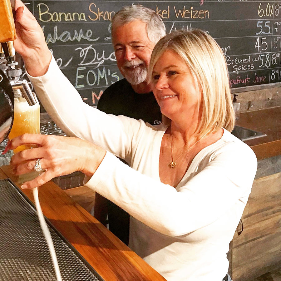 """Robert """"Doc"""" and Stephanie Lee 