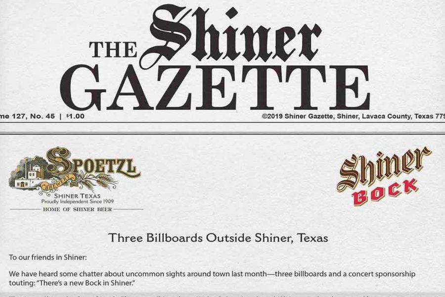 spoetzl brewery open letter
