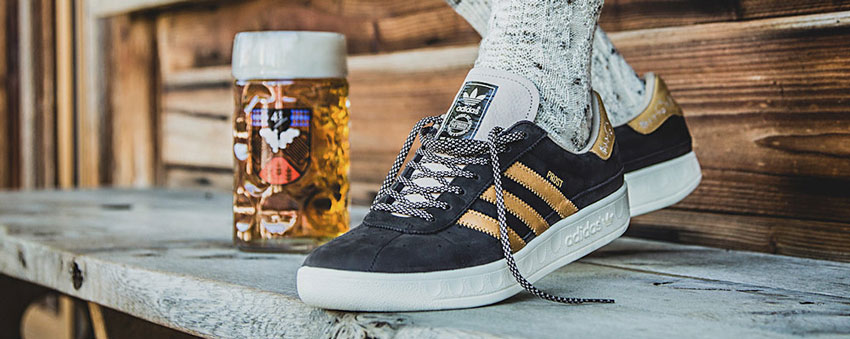 adidas Munchen Oktoberfest Sneakers