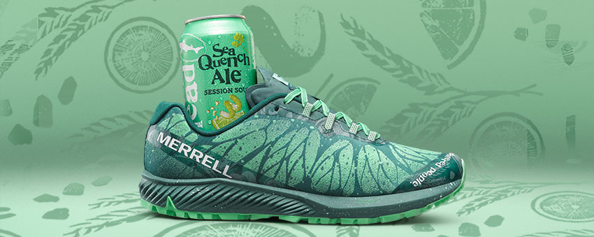 Merrell X Dogfish Agility Synthesis X Shoe