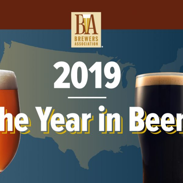 craft beer in 2019 BA