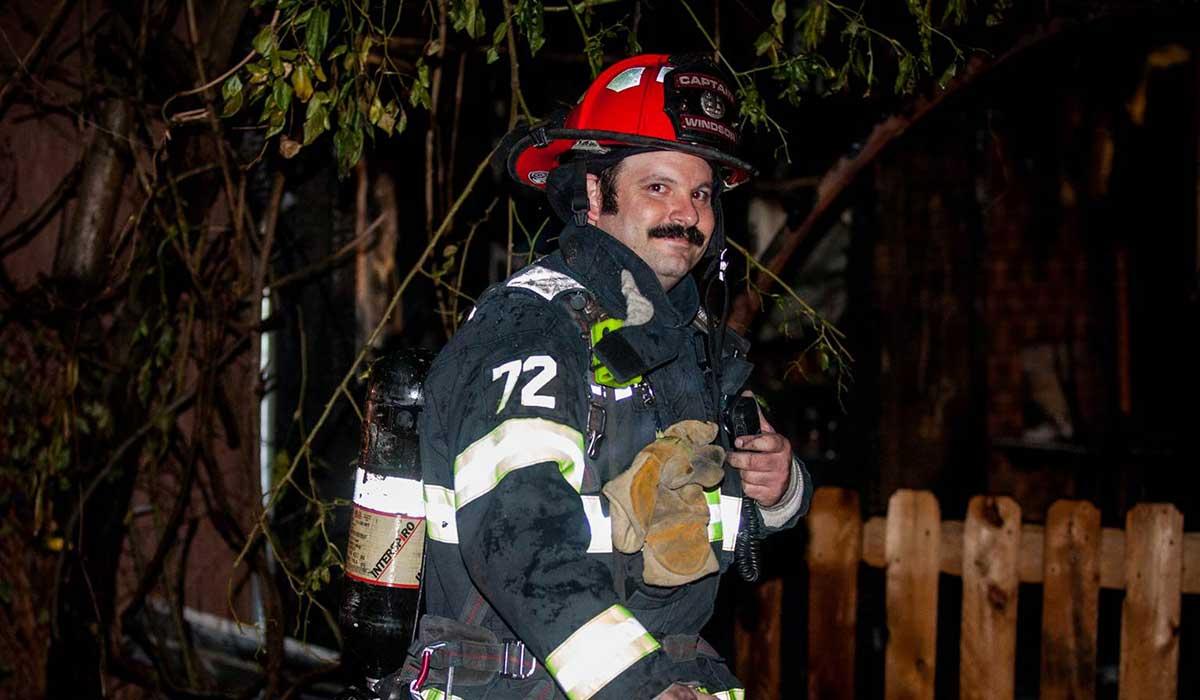 aron levin firefighter st florians