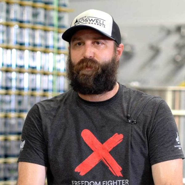gate city brewing co founder pat rains