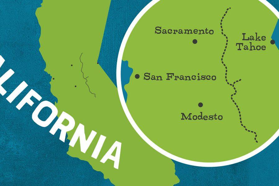 California Golden Chain Route