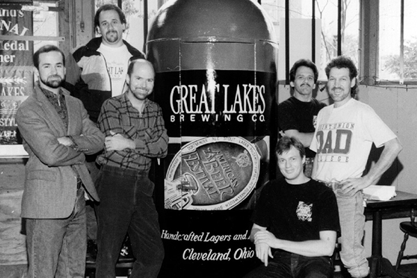 1988 Great Lakes Brewing