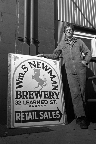 1981 Newman's Brewing