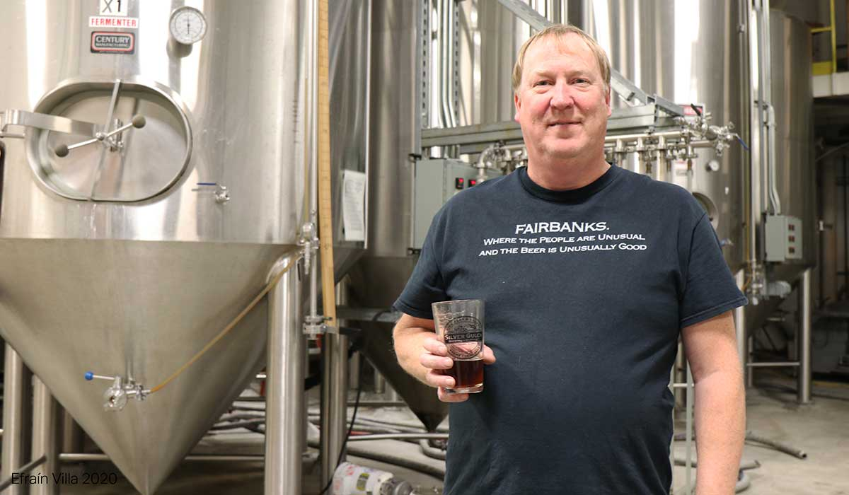 silver gulch brewery fairbanks alaska