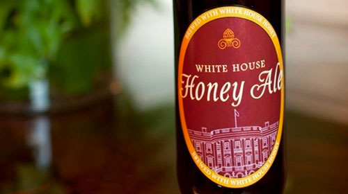 2012 Honey Ale white house beer sam kass