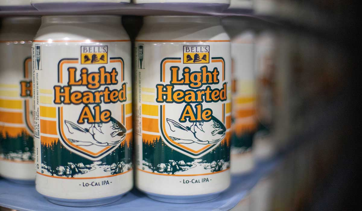light hearted low cal ipa