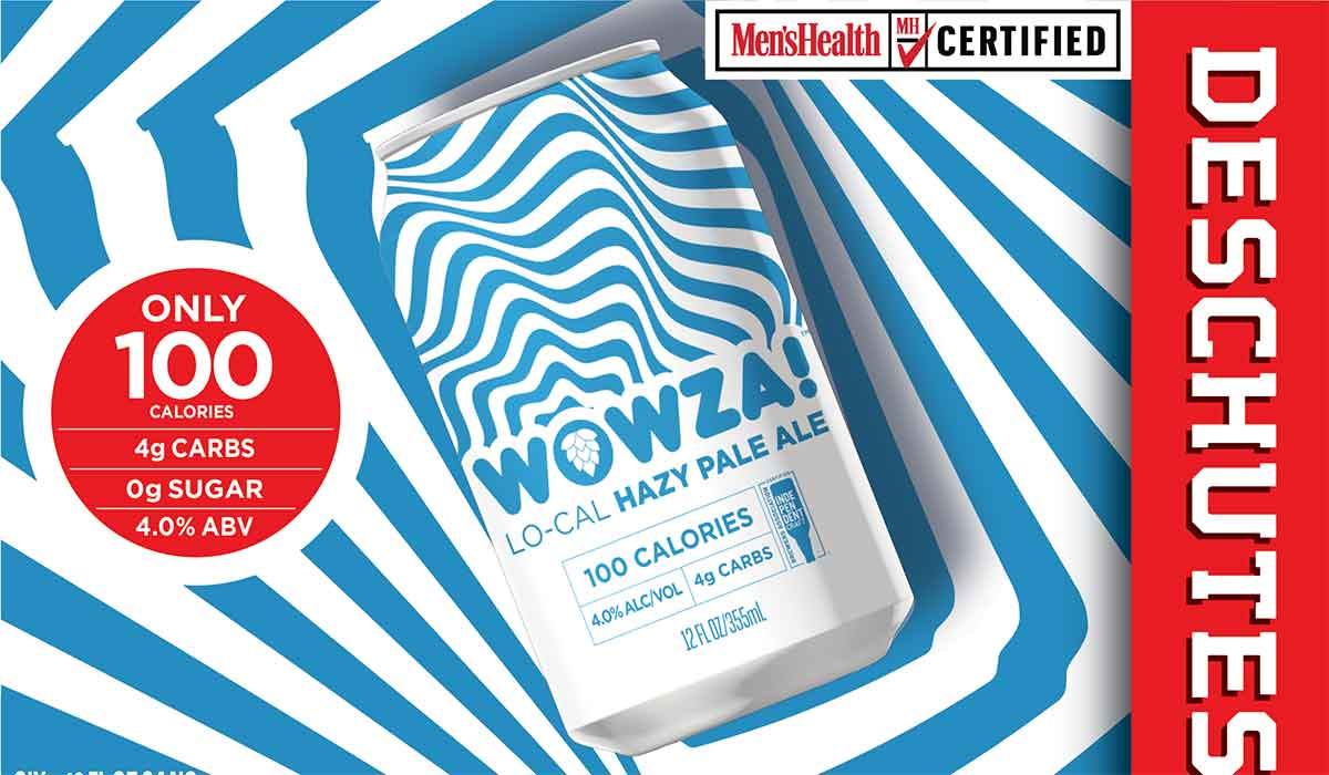 wowza low cal pale ale beer