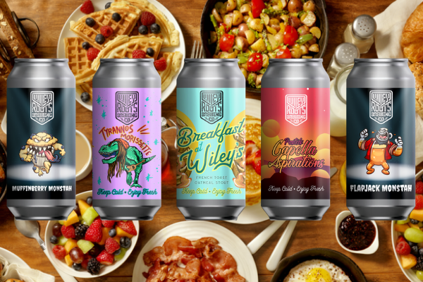 wiley roots valentine's day beers