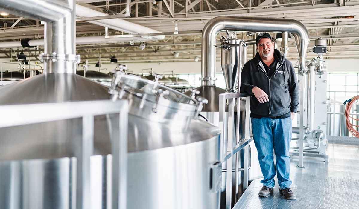 brewer mitch steele new realm brewing