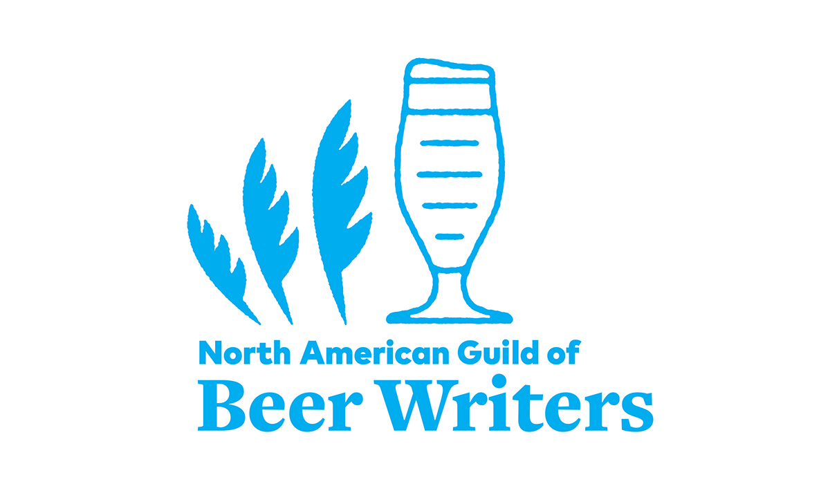 north american guild of beer writers logo