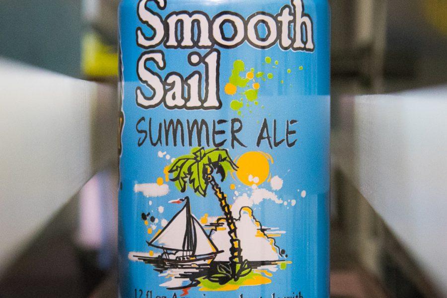 smooth sail beer