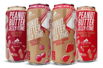 peanut butter jelly time beer