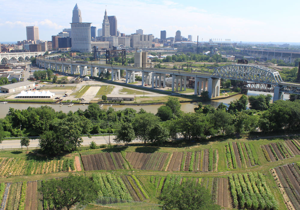 Great Lakes Brewing Company Urban Farm   Ohio