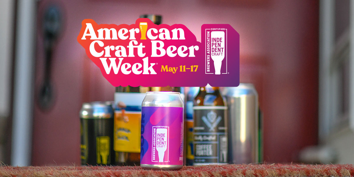 American Craft Beer Week GIve