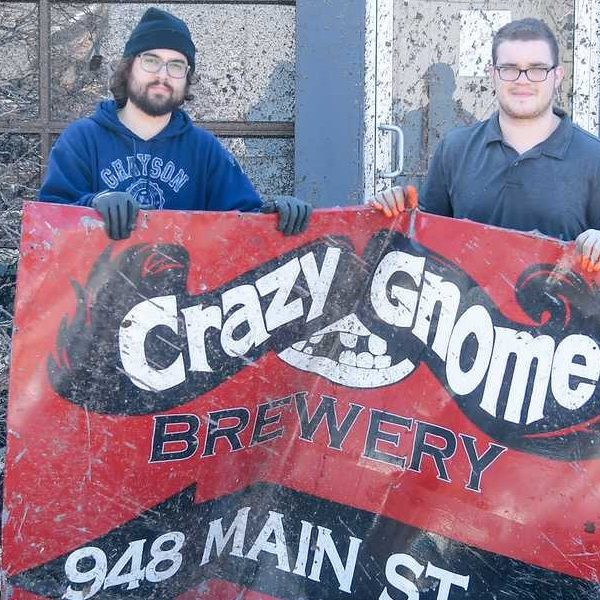 Crazy Gnome Brewery