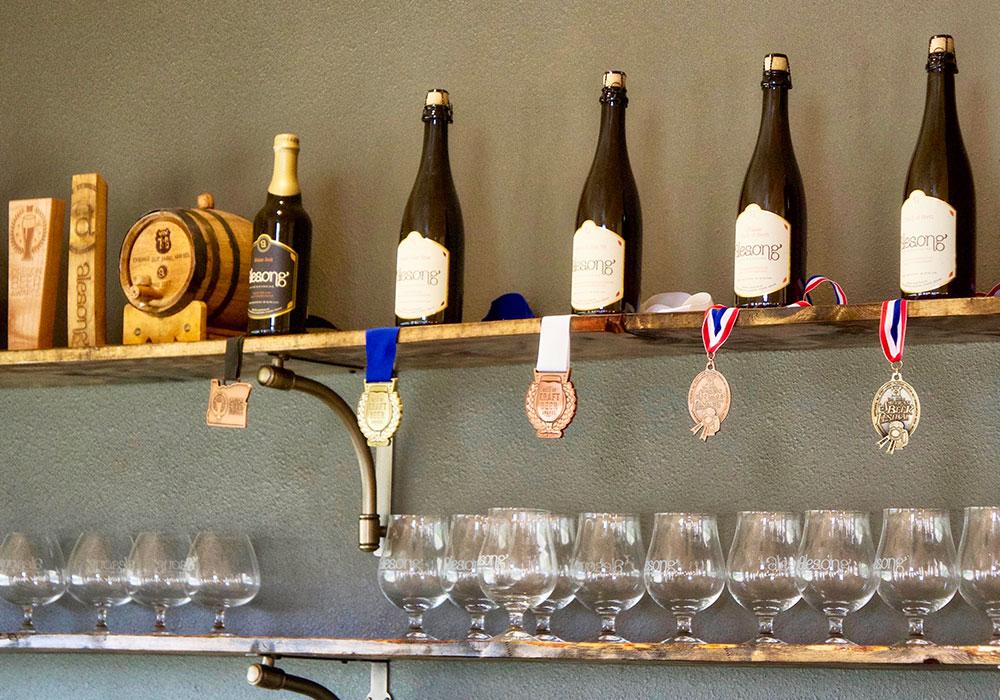 Award-winning Beers - Alesong