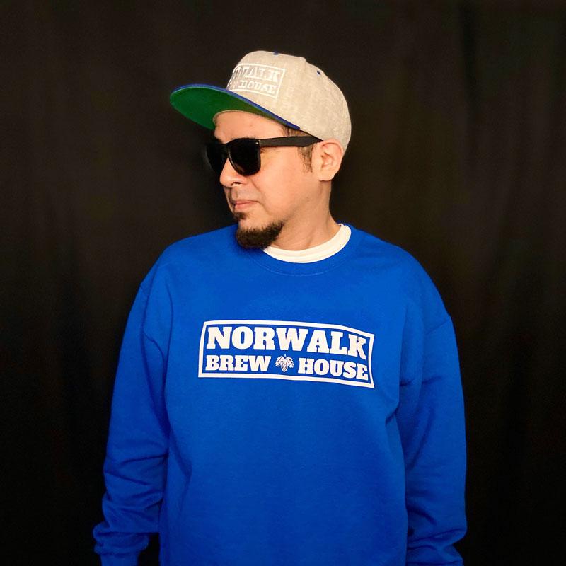 Ray Rivera Norwalk Brewing