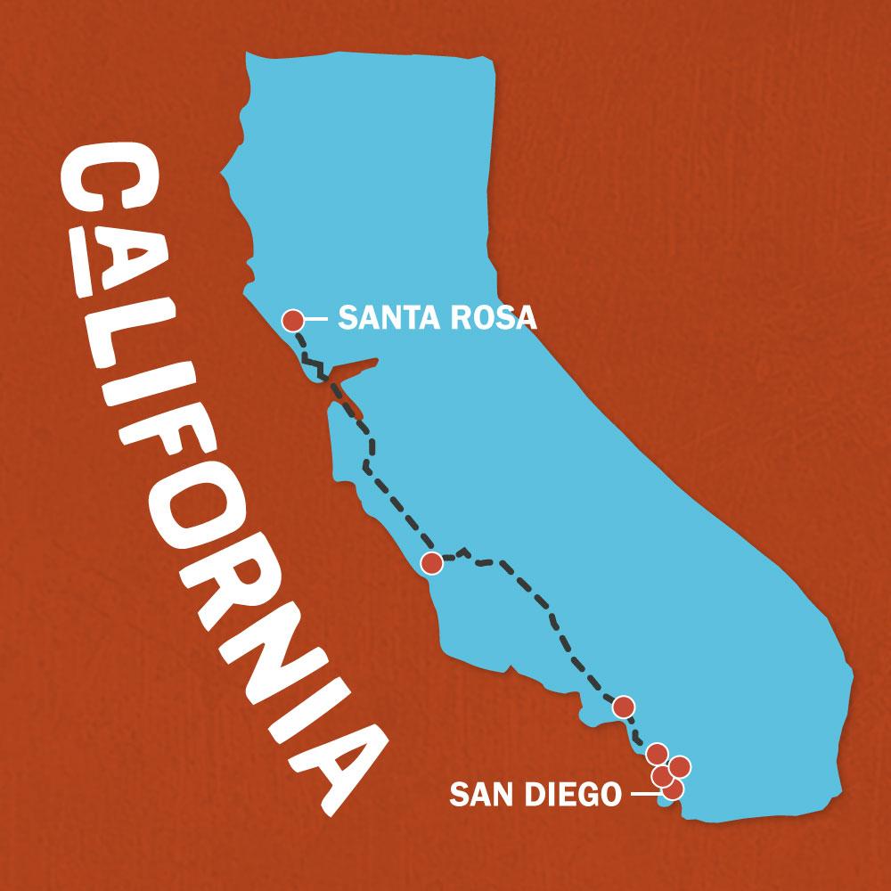 5 Epic Craft Beer Road Trips - California
