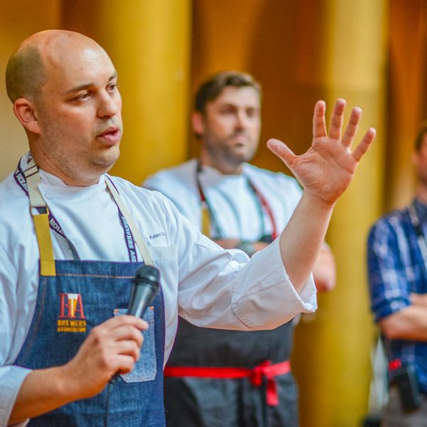 Chef Adam Dulye Savor