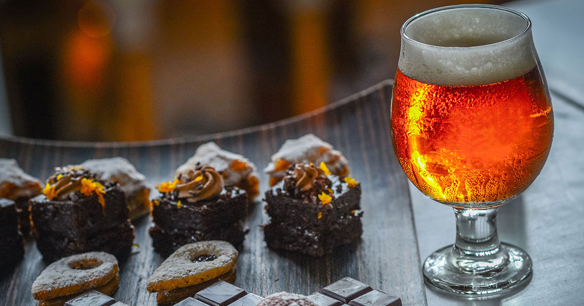 Yes, You CAN Pair Craft Beer with Dessert | CraftBeer.com