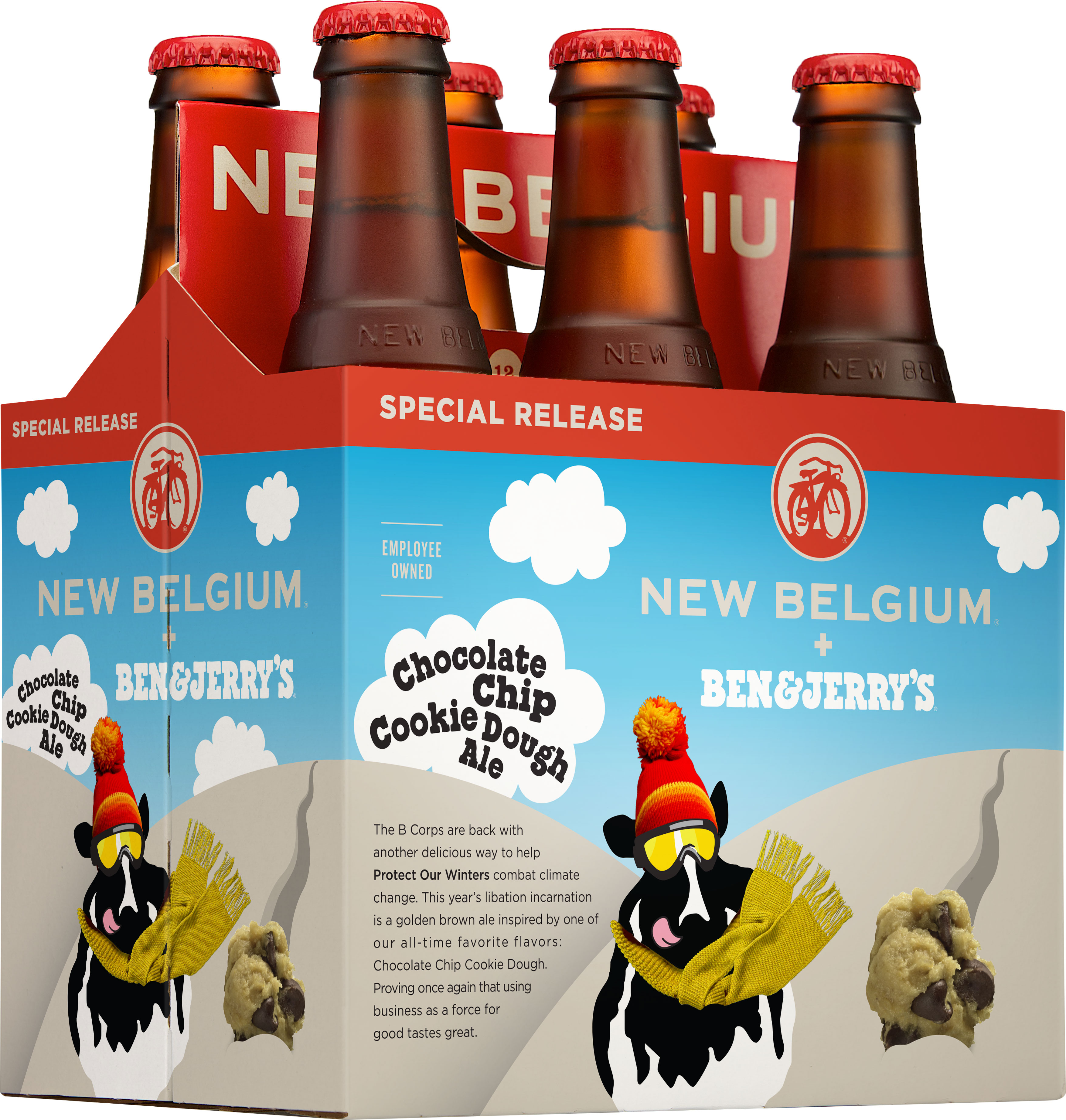 New Belgium Brewing Ben Jerry S And Protect Our Winters Partner
