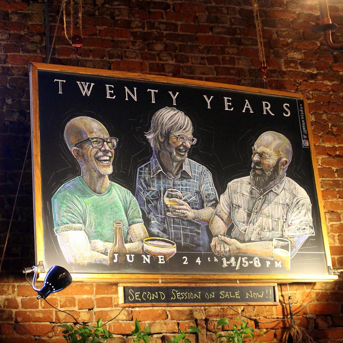 brick store pub owners