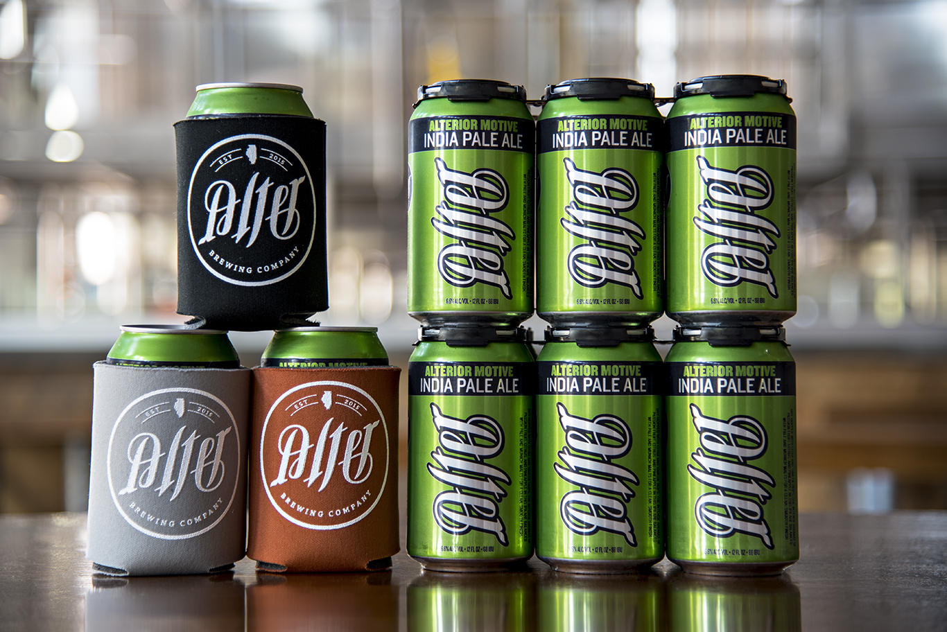 Alter Brewing Cans