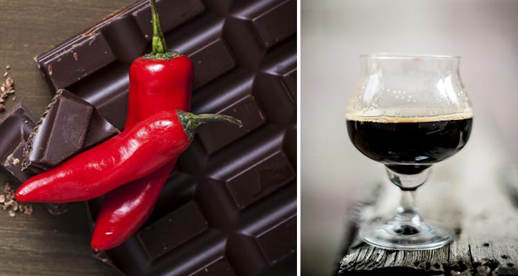 Chili Chocolate Beer
