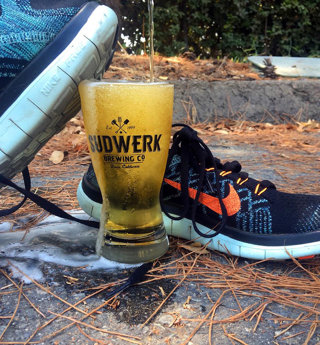 Davis Beer Race