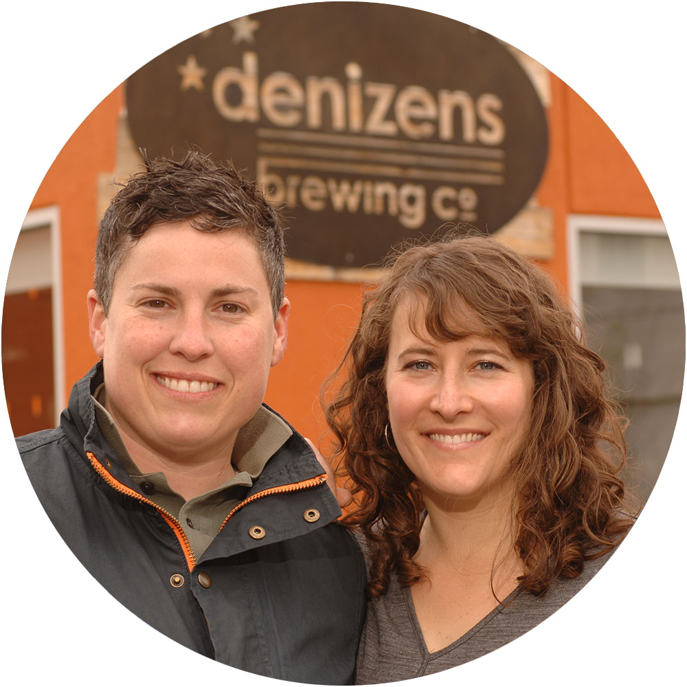 Denizens Brewing Brewery Couples