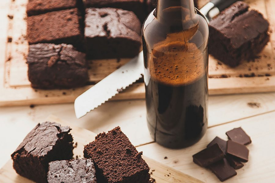 Fudge Stout Brownies