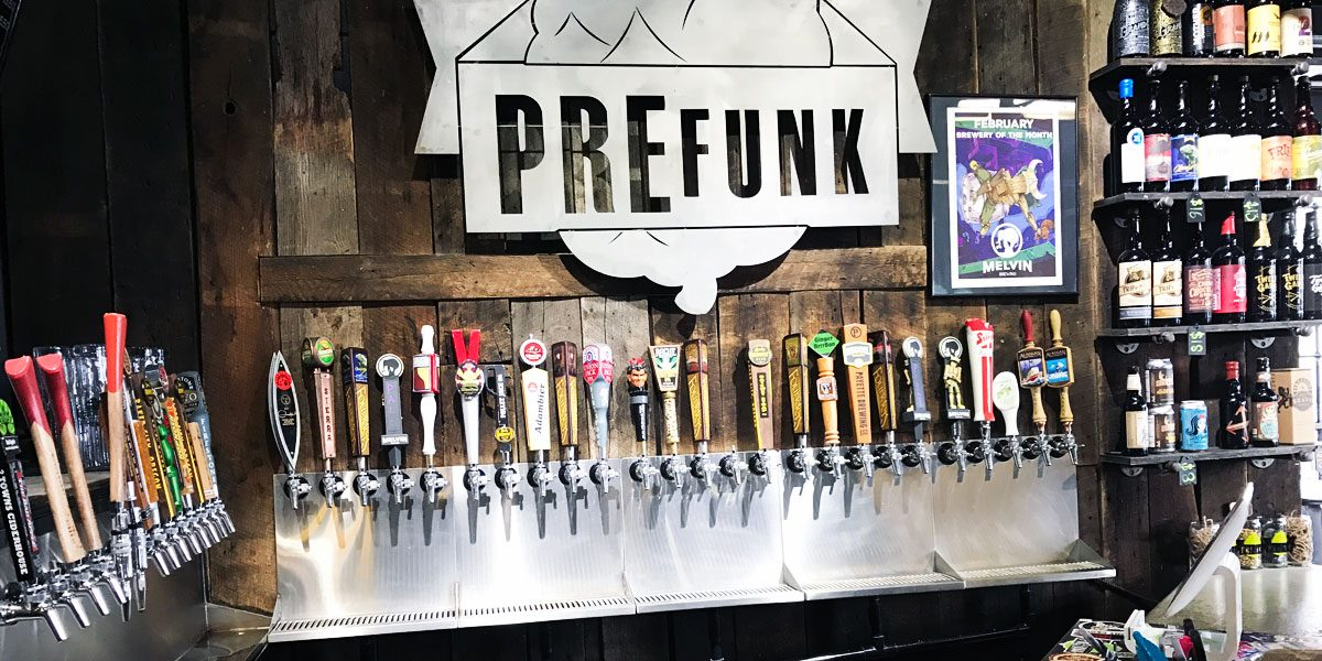 Pre Funk, Idaho
